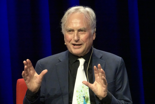 Richard Dawkins bald Imam Honoris Causa?