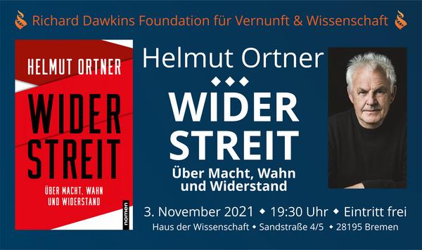Helmut Ortner - Widerstreit